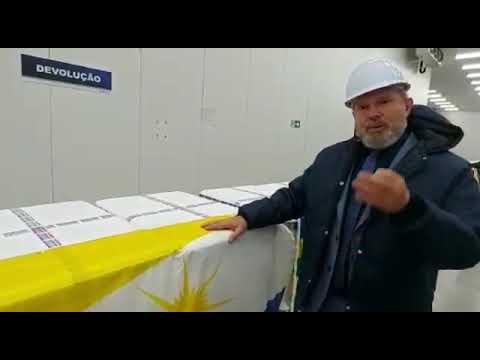Mauro Carlesse vai a São Paulo receber primeiras doses de vacina contra a Covid
