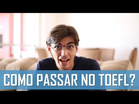 TOEFL: Como Estudar Para Passar ?  | Mairo Vergara