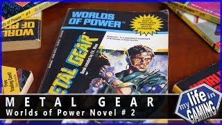 Worlds of Power #2 Metal Gear :: Book Showcase (w/ChaseFace)