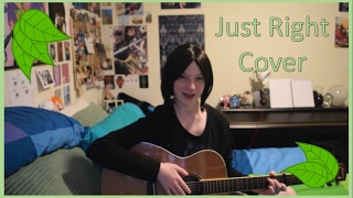 Just Right: Tessa Violet Cover