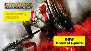 god of war ghost of sparta ppsspp pc settings