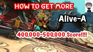 DESTINY Knights  : How to Make more Score from 1 hell boss Guild