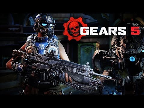 Gears 5: Operation 2 - Official Free For All Gameplay Features Trailer