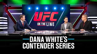 On The Line | Dana White's Contender Series - Week 3