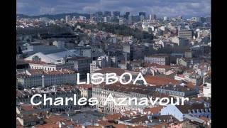 Lisboa - Charles Aznavour