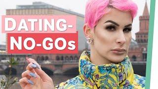 Online-Dating als Transfrau