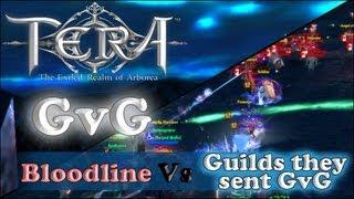TERA Online – GvG – União também faz força vs Bloodline
