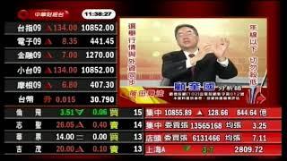 CSTV(阪田戰法)1130 顧奎國 分析師 2018-09-14