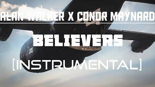Alan Walker x Conor Maynard - Believers [Instrumental/Karaoke/Background music] by Chaitanya