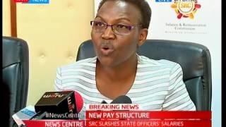 News Centre 10th July 2017 - SRC reduces salaries of Civil Servants