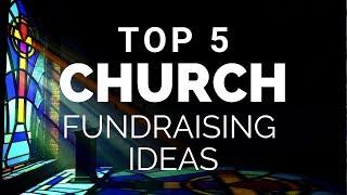 Top Church Fundraising Ideas
