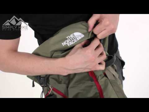 The North Face Terra 65 Rucksack Mountain Moss – www.simplyhike.co.uk