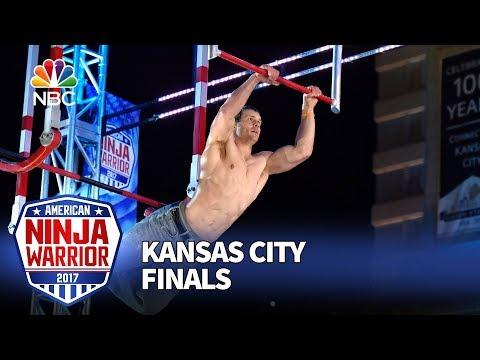 Lance Pekus at the Kansas City City Finals - American Ninja Warrior 2017