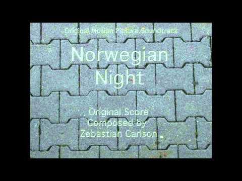 Walking Oslo Trouble - Norwegian Night