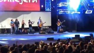 preview picture of video 'La Callejera en Cosquín 2015'