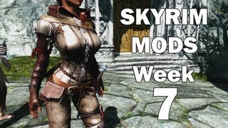 Skyrim Mods - Week #7: Quality World Map, Coolsims Hair, Triss Armor, Categorized Favorites