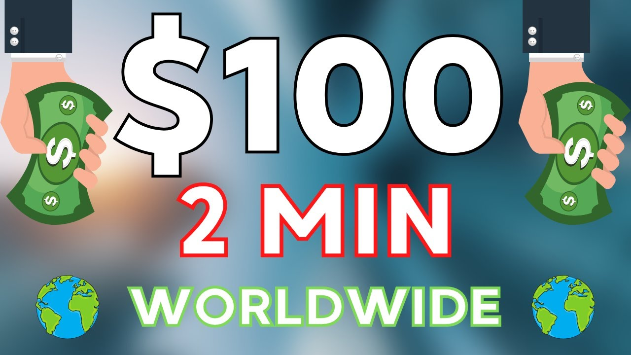 $100 EVERY 2 MINUTES (NOVICE TECHNIQUE) – Generate Income Online 2021