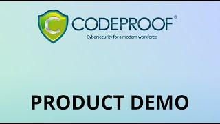 Codeproof video