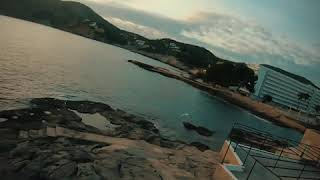 """FPV cinematic video """"Catching the seagull"""""""
