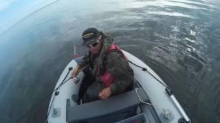 Рыбалка на горьковском водохранилище в мае