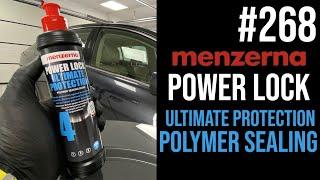 #268 MENZERNA - POWER LOCK ULTIMATE PROTECTION | Powłoka polimerowa |