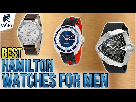 10 Best Hamilton Watches For Men 2018 Mp3