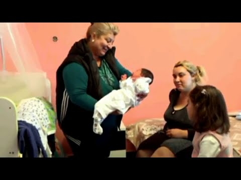 Lactation period (feed the baby) - Nursing tutorial video: Episode 2