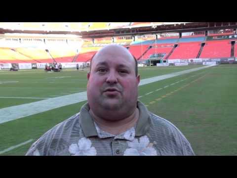 Miami Hurricanes Football: The Beast Recaps Miami's Win over Virginia