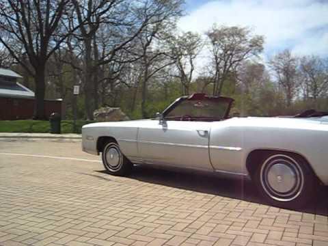 Video of '75 Eldorado - E9SK