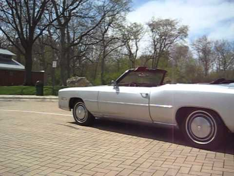Video of 1975 Cadillac Eldorado located in Geneva Illinois - E9SK