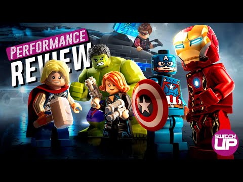 , title : 'LEGO Marvel Super Heroes Nintendo Switch Performance Review!'