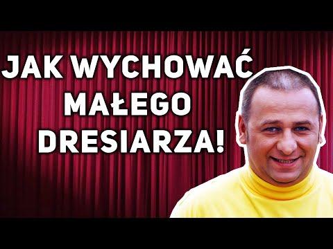 Grzegorz Halama - Jak wychować małego DRESIARZA!
