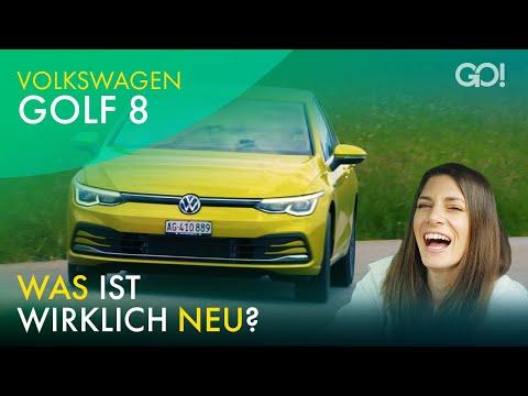 VW Golf 8 eTSI (2020) erstmals als Mild-Hybrid und was sonst noch neu ist