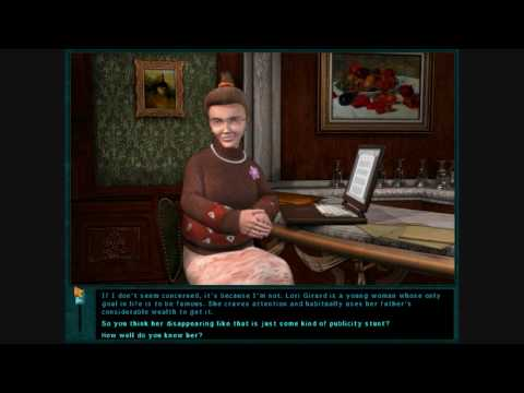 Nancy Drew: Last Train to Blue Moon Canyon (Part 1) - Charleena