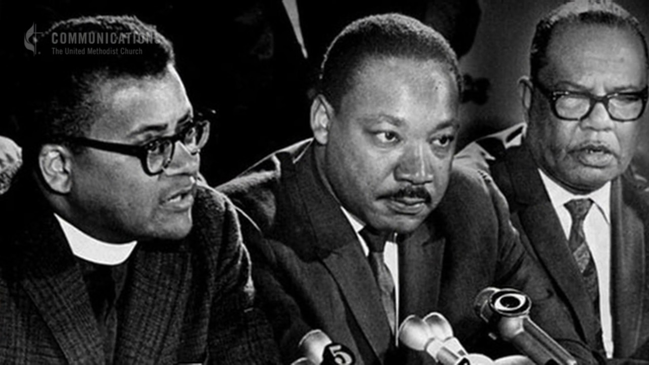 mlk jr apostle of militant nonviolence In this exemplary work of scholarly synthesis the author traces the course of  events from the emergence of martin luther king, jr as a national black  spokesman.