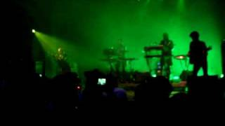 "Röyksopp @ Hartera 2009 Rijeka Croatia ""You Don't Have A Clue"" live (ft. Anneli Drecker)"