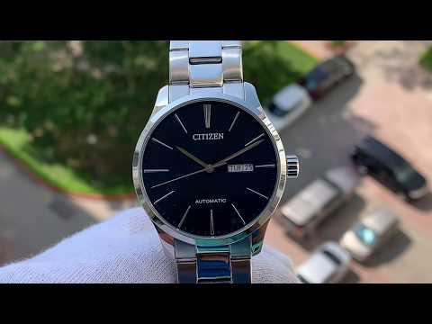 Chi tiết ngoại hình đồng hồ Citizen NH8350-83L