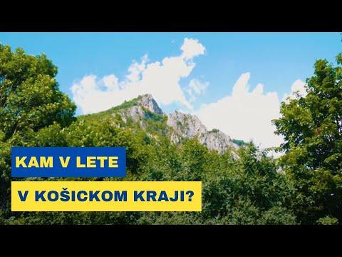 Poznáte jednu z najkrajších tiesňav na Slovensku?<br />Rozhýbaný kraj (29)