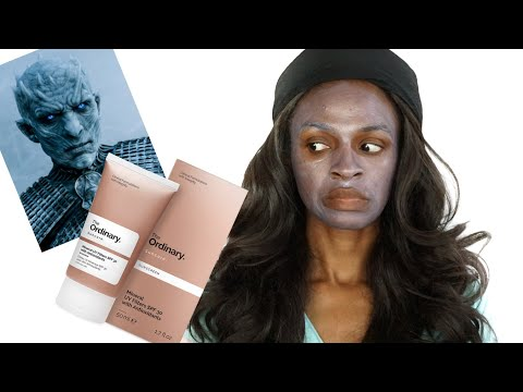 The Ordinary Sunscreen Review: On A Scale of Ashy to WhiteWalker… – BEAUTYFRENZYBLOG