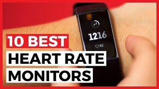 10 Best Heart Rate Monitors in 2020 - The Top 10 Heart rate monitors to choose from