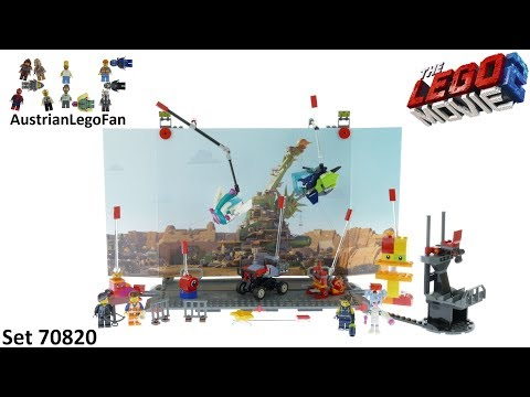 Vidéo LEGO The LEGO Movie 70820 : LEGO Movie Maker