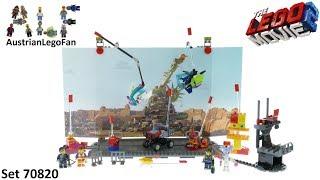 Lego Movie 2 70820 Lego Movie Maker - Lego Speed Build Review