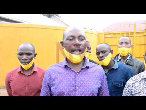 OKULONDA E SSEMBABULE: Ekibiina kya NRM kyakugoberera nkalala