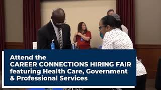 2019 Career Connections Hiring Fair