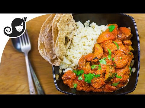 Vegan Tikka Masala Curry Recipe | Vegan/Vegetarian Recipe
