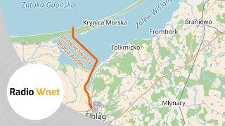 Gróbarczyk: Stwierdzenie, że przekop Mierzei Wiślanej jest niepotrzebny jest szkodliwe dla Polski