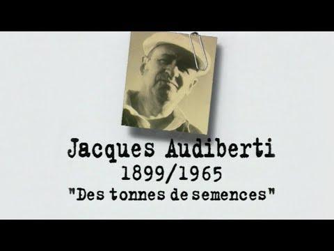 Vidéo de Jacques Audiberti