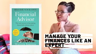 Become your own financial advisor by Warren Ingram l Trust, wills, investing, money and relationship