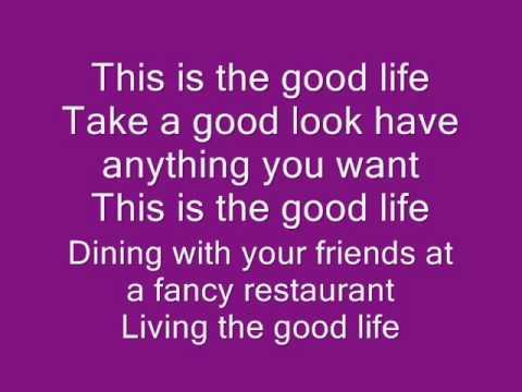 Miley Cyrus The Good Life Lyrics