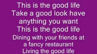 Miley Cyrus The Good Life Lyrics